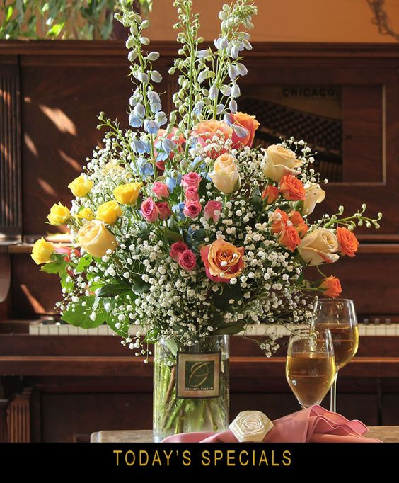 OBERER'S FLOWERS - Your florists serving Dayton, Columbus, Cincinnati, Indianapolis and Louisville