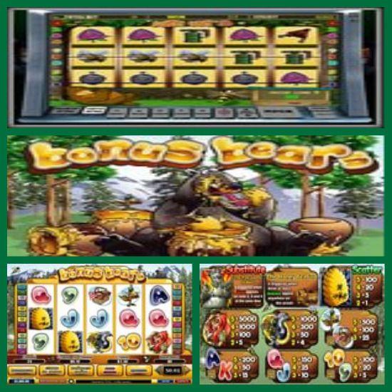 Игровые автоматы медведь игры карты пасьянс косынка играть бесплатно скачать