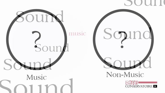 What is Music? | Organising Sound | Dave Conservatoire.  A fantastic series of short videos, simple and effective explanations.