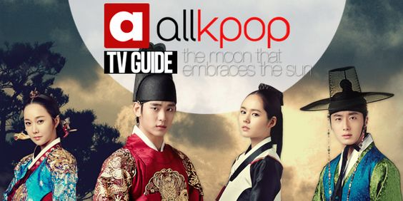 allkpop TV Guide: The Moon that Embraces the Sun Ep. 17-20 (Finale) #allkpop