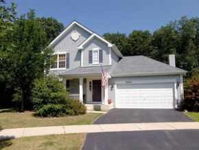 Just sold in Round Lake's Prairie Pointe subdivision!  Marilyn knows how to get homes sold!!