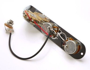 • the world s catalog of ideas telecaster humbucker complete wiring harness pre assembled usa switch