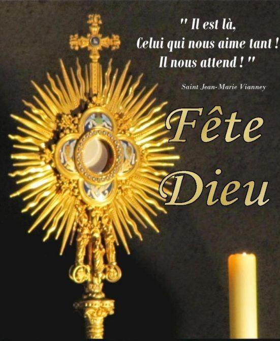 Dimanche 23 Juin Messes A Martigues Martigues Fete Dieu Et