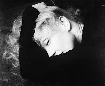 """Milton Greene """"Marlene Dietrich"""", c. 1950s"""