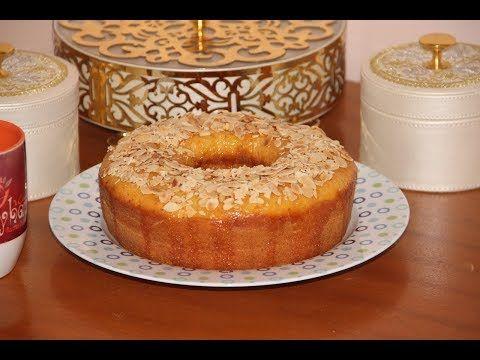 كيكة البرتقال ب 2 بيضات هشيشة و معلكة بمقادير متواجدة بكل بيت Youtube Arabic Food Desserts Food