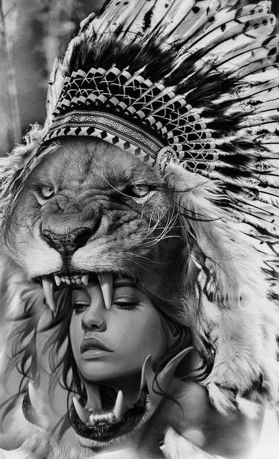 Saca la leona que llevas dentro... tu fuerza está ahí. 9b368c7cdc04ed935c0b3758c1aca295