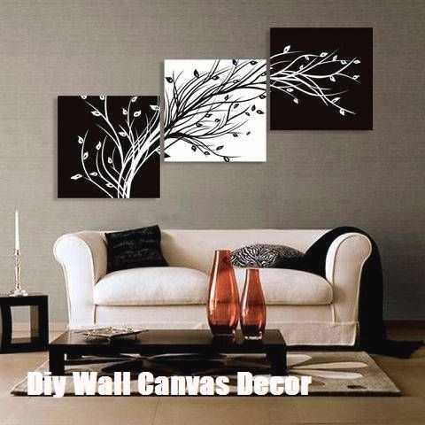 Coolest 10 Diy Wall Canvas You Can Make Easily Top Cool Diy Decoracion De Salas Pequenas Decoracion De Interiores Decoracion De Salas