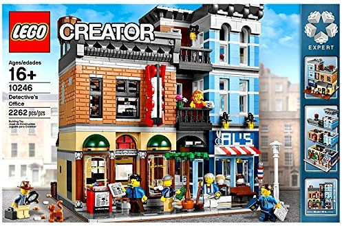 LEGO Creator Expert Detective's Office LEGO. #toys and games