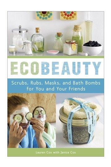Ecobeauty Recipe Book.