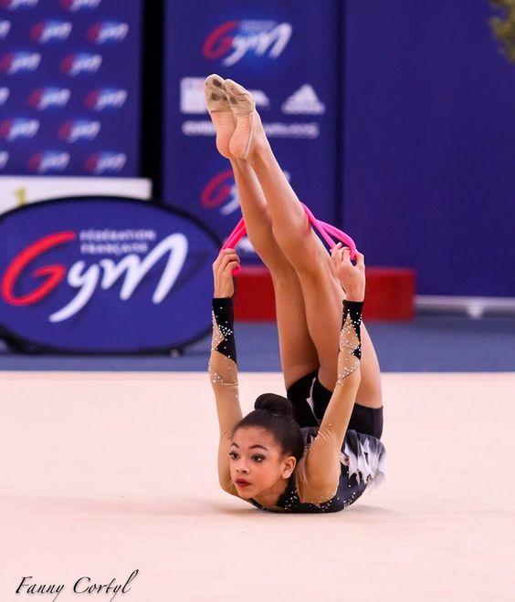 Célia Joseph-Noel (France), France Championships 2015
