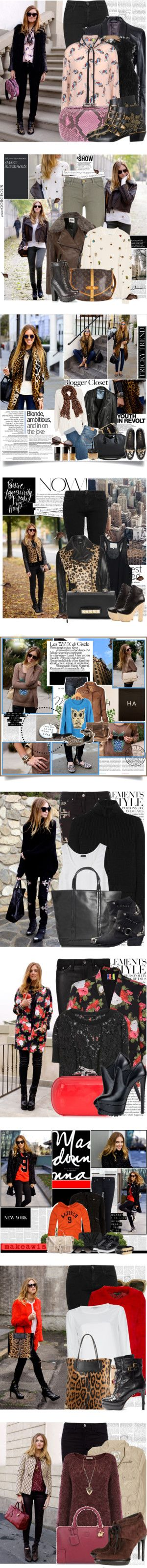 """""""Get the Look: The Blonde Salad in Skinny Jeans"""" by polyvore-editorial ❤ liked on Polyvore"""