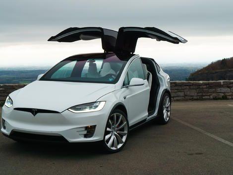 2016 Tesla Model X: review - Roadshow