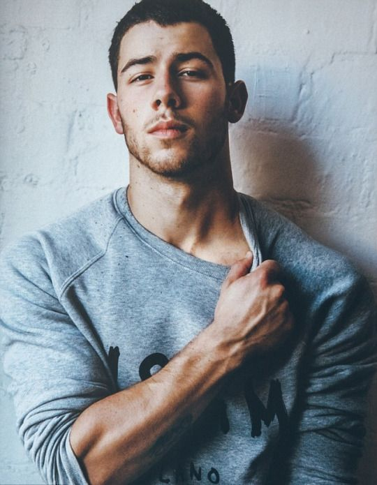 joy//seeker — Nick Jonas for Wonderland photography by Christian...