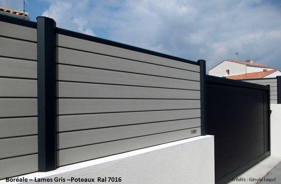 cloture composite bor ale gris clair oc wood produits