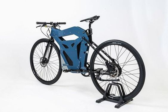 human electric hybrid bicycle