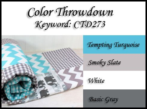 Color Throwdown: Color Throwdown #273 Countdown: