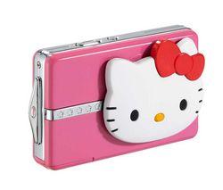 INGO Appareil photo numérique Hello Kitty 5 MP (pour ses 4 ans chez papi&mamie)