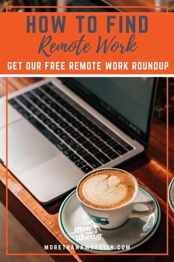Remote Work Tips 54937