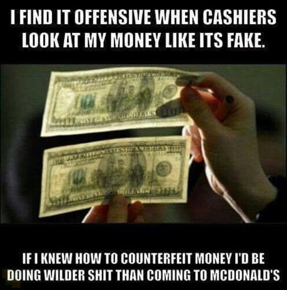 The best way to use your counterfeit money   http://ift.tt/1WiDv8M via /r/funny http://ift.tt/1TO2o88  funny pictures