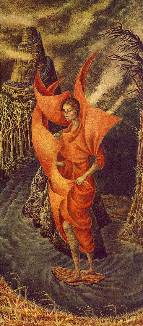 Ascension  - Remedios Varo