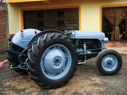 Ferguson To 30 Tractor Vendo Tractor Antiguo Ferguson 30
