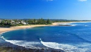 Moffat Beach - Caloundra, QLD, Australia