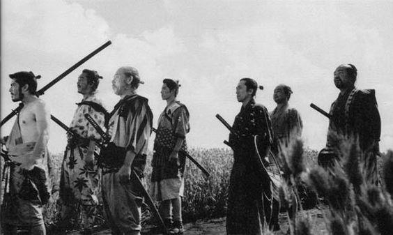 A fantastic video exploring how Kurosawa mastered movement (featuring The Avengers):