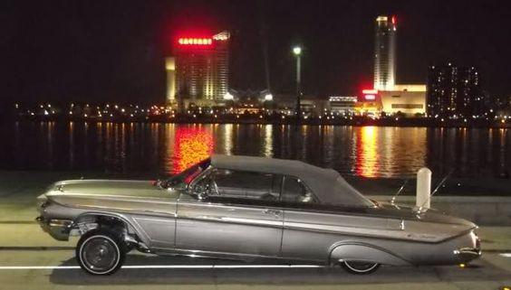 61 Impala vert