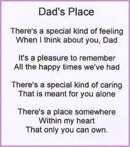 I love u dad a lot