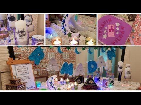 انشطة دينية للاطفال في رمضان تزين البيت لإستقبال رمضان افكار سهلة وبسيطة Ramadan Decoration Youtube Enjoyment