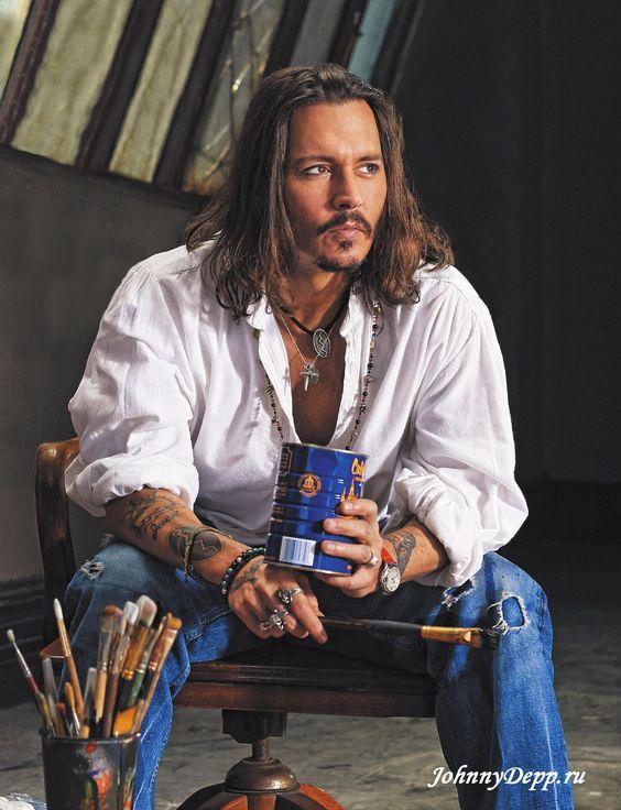 Johnny Depp - Photoshoot 2013 | - 73.3KB