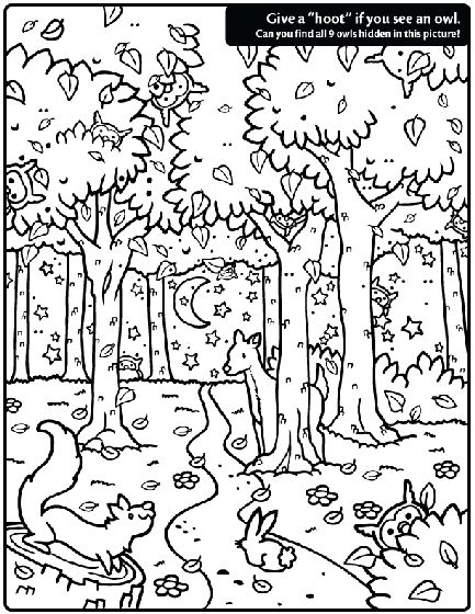 i spy printable coloring pages - photo #26