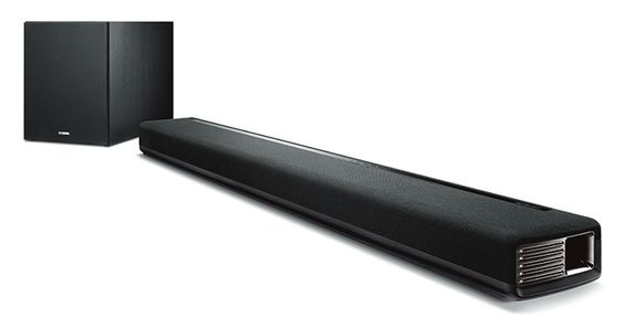 Yamaha YAS-706 MusicCast Sound Bar Connects Users with Dynamic, Spacious Surround Sound and Multiroom Audio
