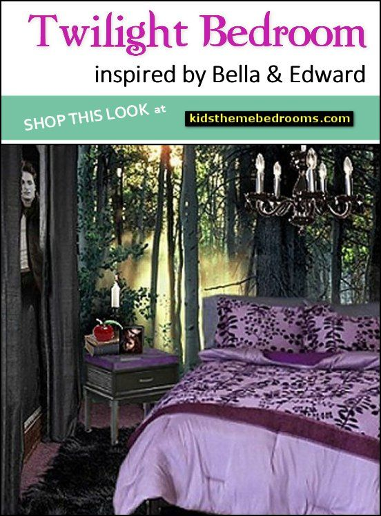 Twilight Bedroom Decor Twilight Bedroom Ideas Twilight Saga