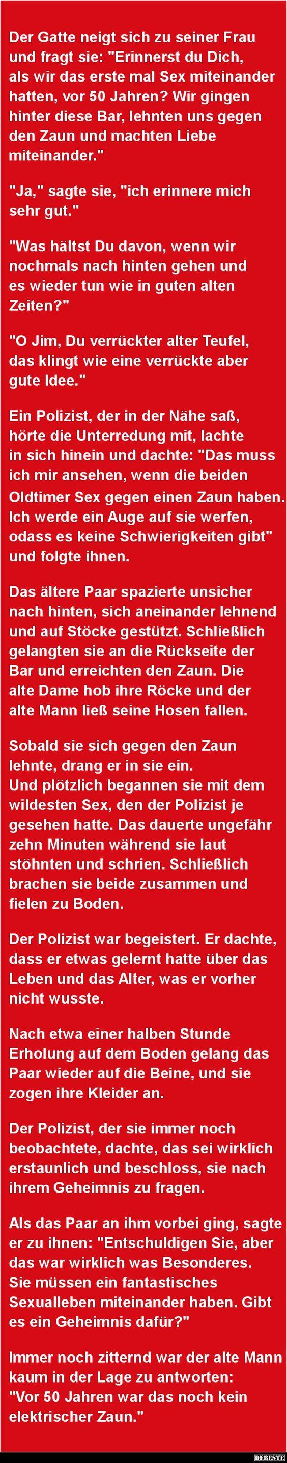Der Gatte neigt sich zu seiner Frau und fragt.. | DEBESTE.de, Lustige Bilder, Sprüche, Witze und Videos