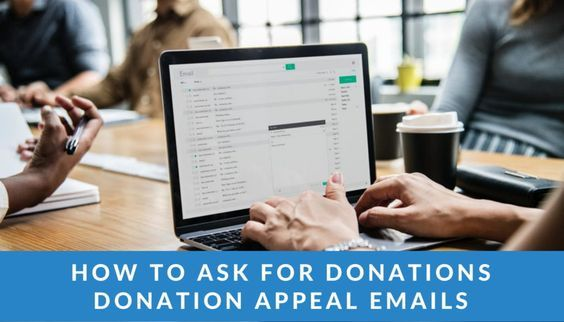 How To Ask For Donations Donation Appeal Emails Donorbox Online Video Marketing Scammers Cyber Security