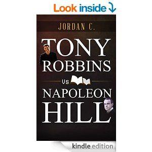 Amazon.com: TONY ROBBINS VS NAPOLEON HILL: The Friendly Comparison (VS HEROES) eBook: VS HEROES: Kindle Store