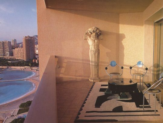 Karl Lagerfeld Apartment Monte Carlo With Images Monte Carlo