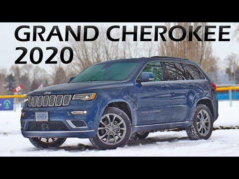 2020 Jeep Grand Cherokee Review Last Of A Legend Youtube In 2020 Jeep Grand Jeep Grand Cherokee Grands