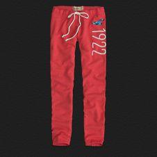 Girls Hollister Banded Sweatpants