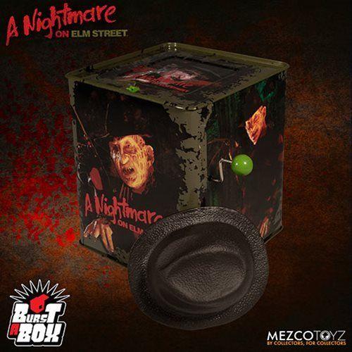Nightmare On Elm Street Freddy Krueger Jack In The Box In 2020 Nightmare On Elm Street A Nightmare On Elm Street Elm Street