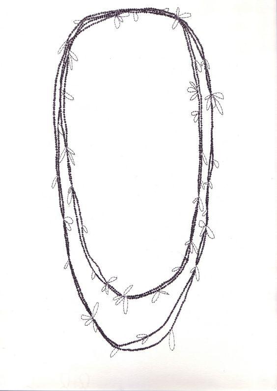 Design Sketchbook Drawing...alison mcleod