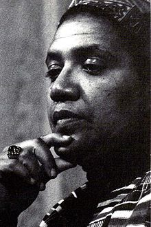 "Audre Lorde (1934 - 1992) was a Caribbean-American writer and activist. She once said, ""It is not our differences that divide us. It is our viability to recognize, accept, and celebrate those differences."""