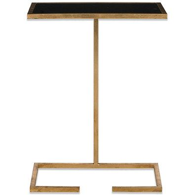 Safavieh Neil Accent Table in Gold