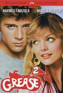 Grease 2  I know a lot of people thought this movie was awful but I absolutely loved it. Still do. ;)