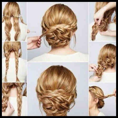 Schone Frisuren Zur Jugendweihe Haare Brautfrisur Hochzeitsfrisuren Hochsteckfrisuren Lange Haare
