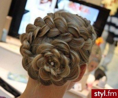 braid rose