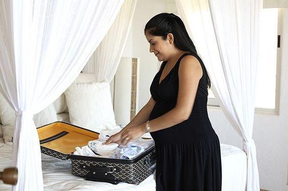 Que mettre dans votre sac d'accouchement: Liste pour le sac d'accouchement