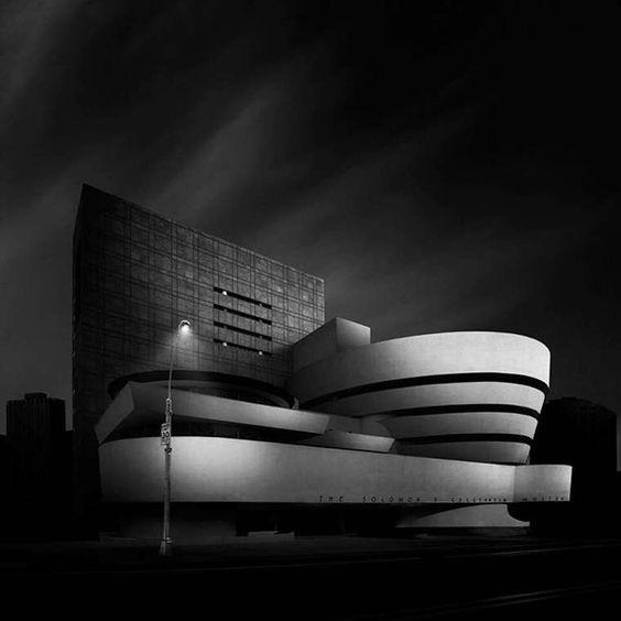 Black and White City – Les superbes photos d'architecture de Dennis Ramos