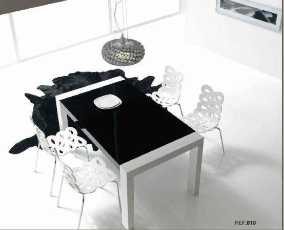 Mesa de comedor norma mesas de comedor extensibles - Mesas de comedor originales ...